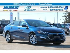 2019 Chevrolet Malibu LT Sedan*REMOTE START,HEATED SEATS,REAR CA
