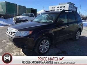2013 Subaru Forester 2.5X Limited at