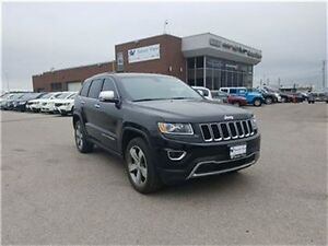 2015 Jeep Grand Cherokee Limited Leather, 20 Inch Wheels !!