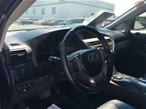 2013 Lexus RX350 ULTRA PREMIUM 1 WITH BLINDSPOT MONITOR Kingston Kingston Area image 9