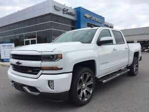 2018 Chevrolet Silverado 1500 LT   Z71   Navi   Bluetooth   Rear