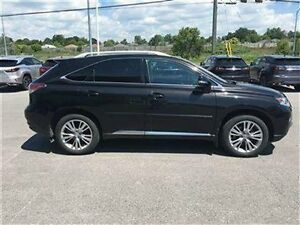 2013 Lexus RX350 ULTRA PREMIUM 1 WITH BLINDSPOT MONITOR Kingston Kingston Area image 6