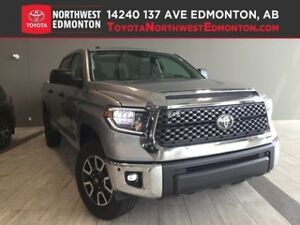 2019 Toyota Tundra 4X4 CrewMax SR5 Plus 5.7L | TRD Off-Road