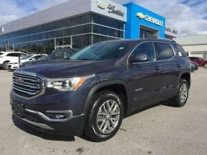 2019 GMC Acadia SLE   AWD   Rear Cam   Bluetooth   USB Input