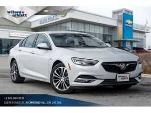 2018 Buick Regal | SUNROOF | LEATHER | WIRELESS CHARGING |