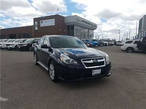 2014 Subaru Legacy 2.5i Limited Package Navigation, Leather, Sun