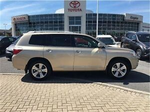 2008 Toyota Highlander 4-door 4WD V6 LTD 5A 7-Pass There Can Be