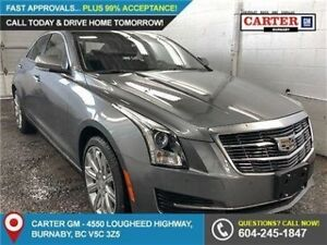 2018 Cadillac ATS 2.0L Turbo Luxury AWD - Navigation - Blueto...