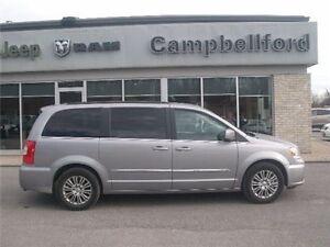 2016 Chrysler Town & Country Backup Camera Heated Seats Leather