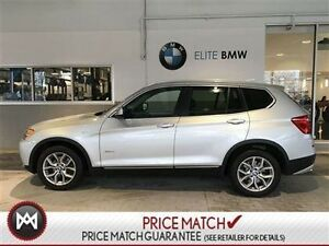 2013 BMW X3 AWD ROOF LEATHER PARK ASSIST