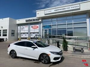 2018 Honda Civic Sedan EX-T