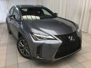 2019 Lexus UX 250h F Sport Series 1 Package