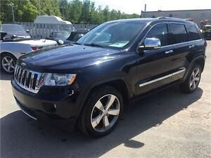 Jeep Grand Cherokee limited overland 2011