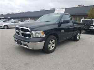 2014 Ram 1500 SXT 8 Speed Transmission, Only 56, 000 KMS !!!