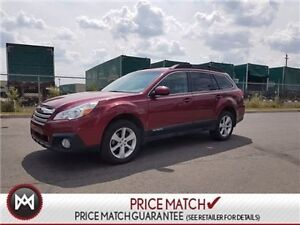 2013 Subaru Outback 3.6R - LOW KM - ONE OWNER - LOADED