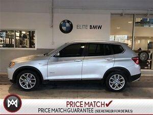 2013 BMW X3 NAV, SUNROOF, TECH