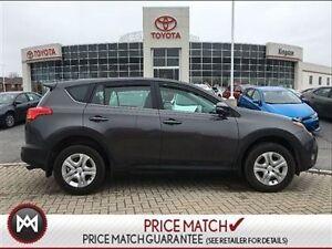 2014 Toyota RAV4 AWD LE ONE OWNER!