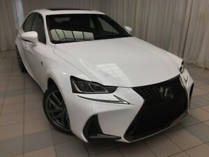 2019 Lexus IS 350 F Sport Series 3 Package