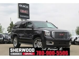 2018 GMC Yukon SLT | Heated/AC Leather | Memory Seat | Bose Audi