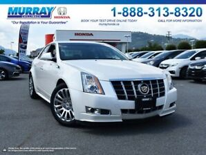 2012 Cadillac CTS Premium AWD *COOLED SEATS, LEATHER, NAVIGATION*