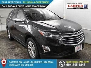 2018 Chevrolet Equinox Premier AWD - Power Liftgate - Sunroof...