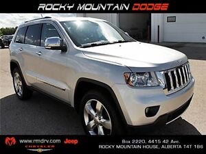 2013 Jeep Grand Cherokee Limited 4X4 / Back Up Camera