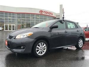 2010 Toyota Matrix Only 51,000 km's!