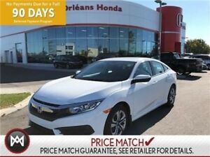 2017 Honda Civic LX, HEATED SEATS ,BACK UP CAMERA,TOUCH SCREEN C