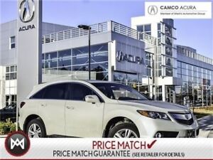 2015 Acura RDX AWD Technology Package Navigation PEARL WHITE