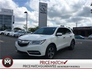 2016 Acura MDX AWD LEATHER 7 SEATER
