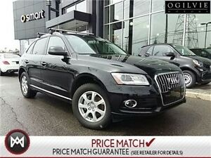 2015 Audi Q5 PROGRESSIV, Quattro, Panoramic roof, No Accident,