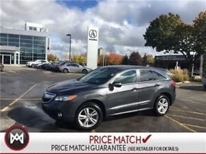 2015 Acura RDX AWD Leather Technology Package AWD SUV 5 Seater A