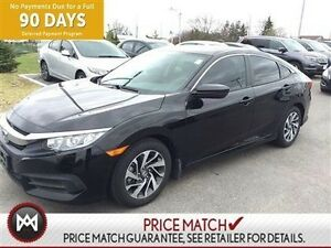 2016 Honda Civic EX,HEATED SEATS,SUNROOF, THEY ARE FLYING OFF TH