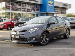 2016 Toyota Corolla CE, BIG SCREEN WITH BACK-UP CAM AND HEATED S