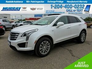 2017 Cadillac XT5 Luxury AWD *Front Ped & Fwd Collision Braking*
