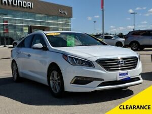 2017 Hyundai Sonata GLS *with Sunroof. Power Seats. Bluetooth. H