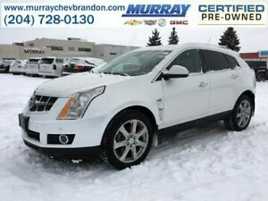 2011 Cadillac SRX 3.0 Performance