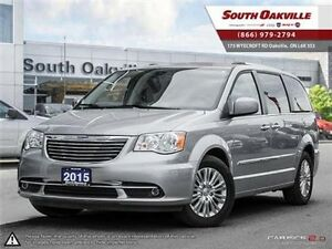 2015 Chrysler Town & Country Premium | BACKUP CAMERA | DVD | NAV