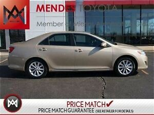 2012 Toyota Camry XLE NAVI, LEATHER ROOF Certified and Fully Rec
