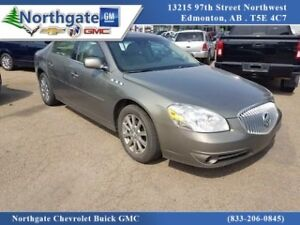 2010 Buick Lucerne CXL, Leather, Sunroof, Side Blind Zone Alert