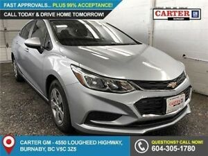 2018 Chevrolet Cruze LS Auto FWD - Bluetooth - Rear View Came...