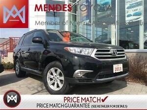 2013 Toyota Highlander LE: BACK UP CAM, BLUETOOTH, USB 7 Passeng