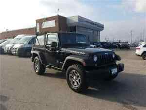 2017 Jeep Wrangler Rubicon Navigation, Only 9000 KMS !!!