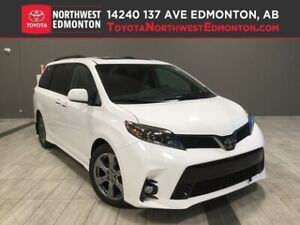 2019 Toyota Sienna SE 8-Passenger V6 | Technology Package