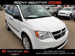 2016 Dodge Grand Caravan CVP / 3.6L Pentastar V6