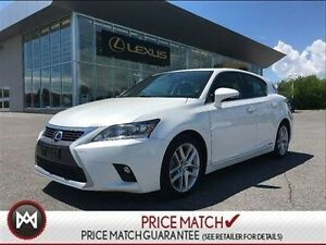 2014 Lexus CT 200h CT200H WITH 61 MPG COMBINED MILEAGE RATING
