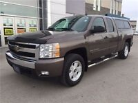 2008 Chevrolet Silvr EXT LT 4W AIR/Tilt/CR/PW/PDL/Shell TOP