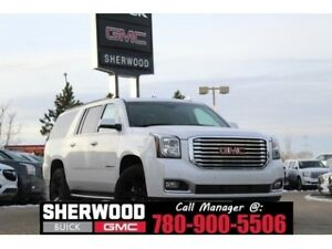 2018 GMC Yukon XL SLT | Heated/AC Leather | Memory Seat | Bose A