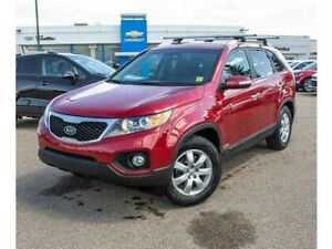 2012 Kia Sorento AWD *Heated Seats *Roof Racks