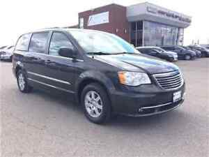 2011 Chrysler Town & Country Touring Navigation, Dual DVD, Rear